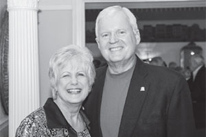 William Howard Bates and Dianne Bates